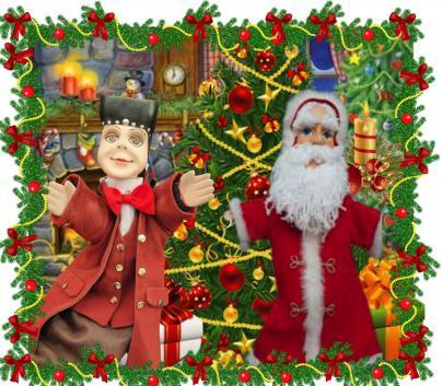 Guignol et le Père Noël