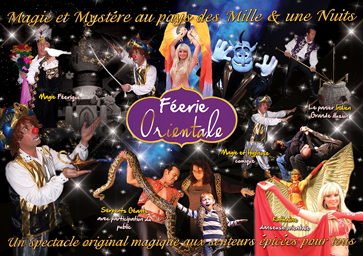 Spectacle oriental