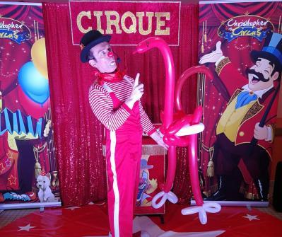 spectacle de clown hauts de france
